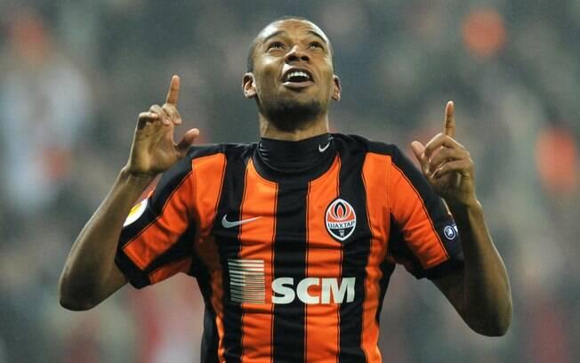 Fernandinho deixou o Shakhtar Donetsk e foi  para o Manchester City: R$ 112 milhões