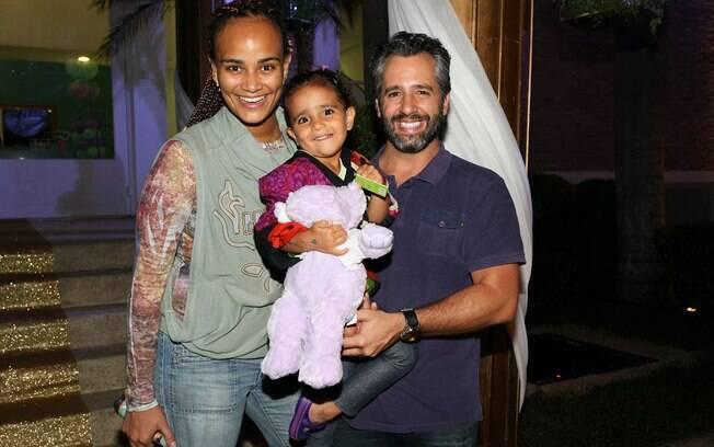 Luciana Mello, Nina e Ike