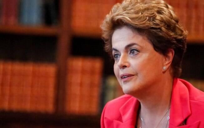 Dilma Rousseff também criticou as medidas adotadas pelo  governo de Michel Temer