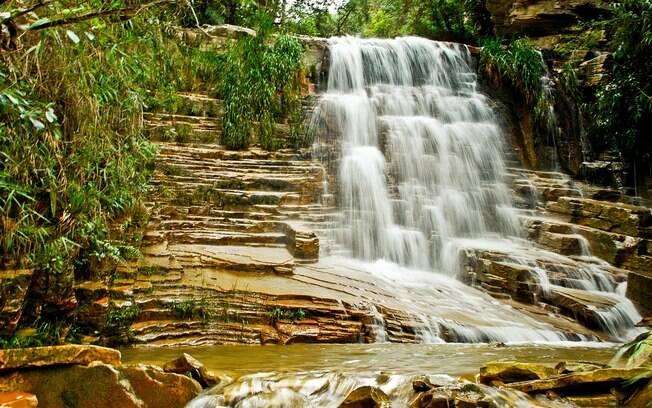 Atmosfera mística e as belezas naturais de São Tomé das Letras contagiam os visitantes