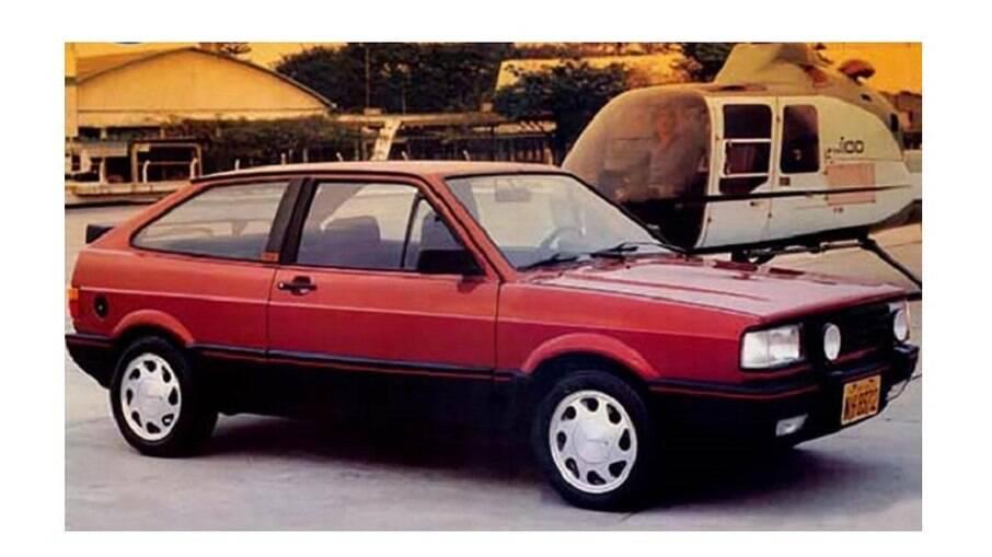 VW Gol GTS: Ícone do mercado de esportivos nacionais, que conquistou entusiastas nos anos 80 e 90