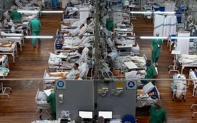 Covid-19: relatório da FioCruz alerta para aumento de casos e risco de terceira onda no país