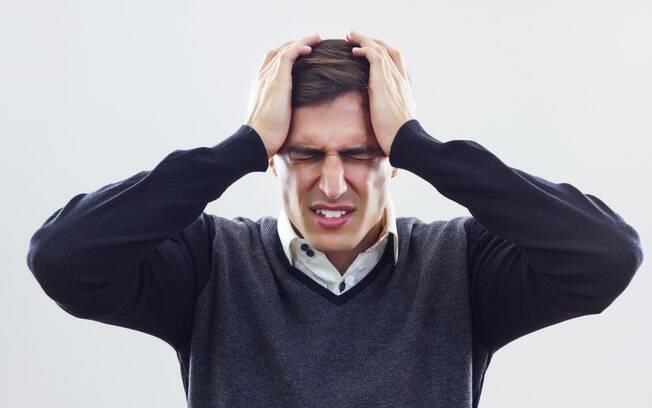13. Ele diz que está tendo uma 'crise da meia-idade' e se torna mal-humorado e deprimido. Foto: Thinkstock