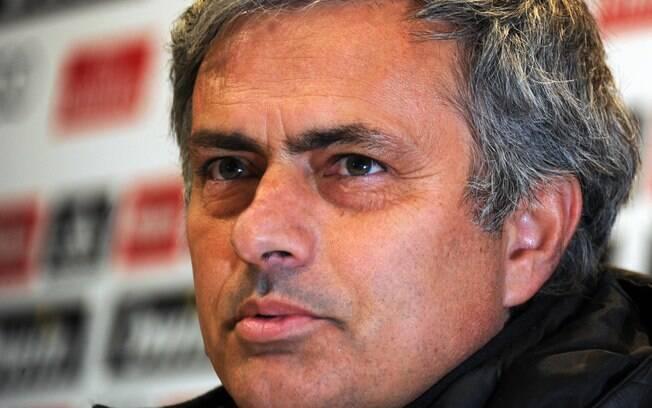 José Mourinho dirigiu o Real Madrid durante 3  anos