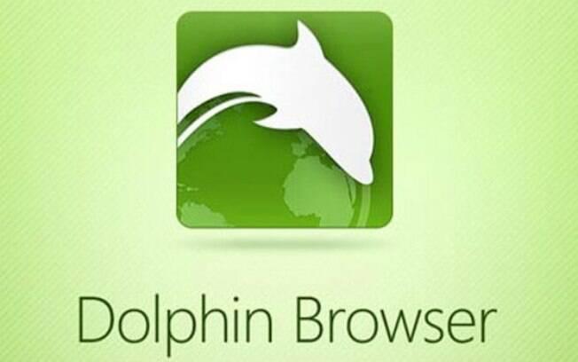 Dolphin é considerado um dos mais potentes navegadores para Android