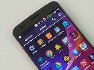 Smartphones são cada vez mais usados para acessar a internet