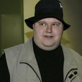 Kim DotCom, um dos criadores do Megaupload