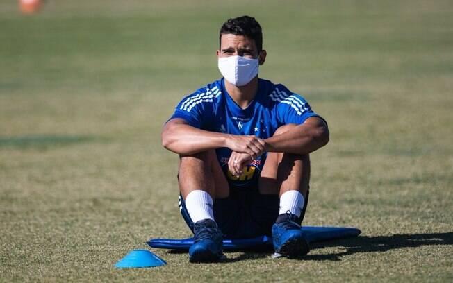 Jean, do Cruzeiro, contraiu a Covid-19