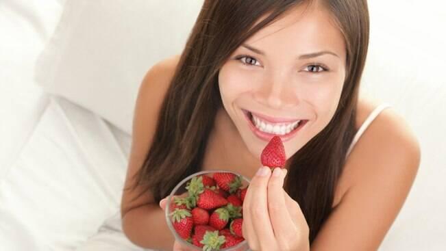 Alimentos que ajudam a fortalecer os dentes