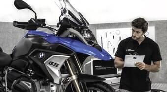 BMW Motorrad lança programa para seminovas certificadas