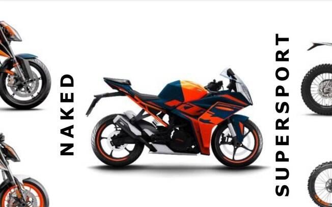 KTM RC 390, nova moto esportiva da marca será uma das próximas unidades que serão lançadas em breve
