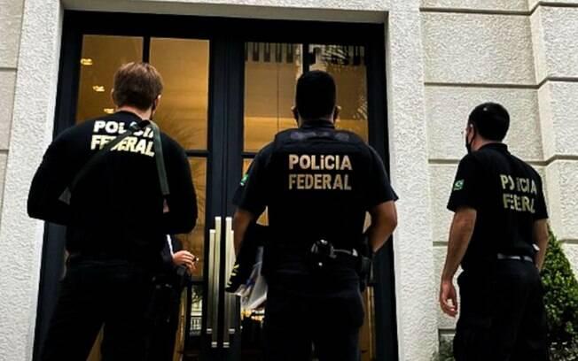 Estão sendo cumpridos 29 mandados de busca e apreensão em cidades de Minas Gerais, do Rio de Janeiro, do Rio Grande do Sul e de São Paulo