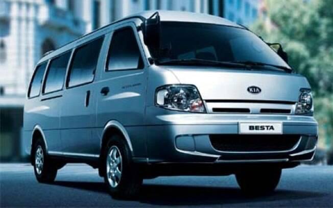 Infame pelas piadas sobre a besta ser o carro ou o motorista, a minivan fez muito sucesso no Brasil