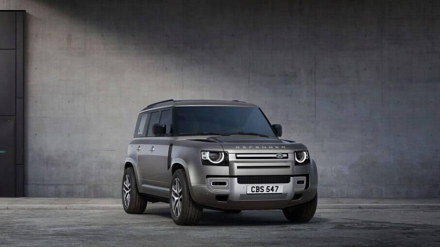 Land Rover Defender XS Edition, que entra no lugar da First Edition, feita apenas para as primeiras unidades fabricadas