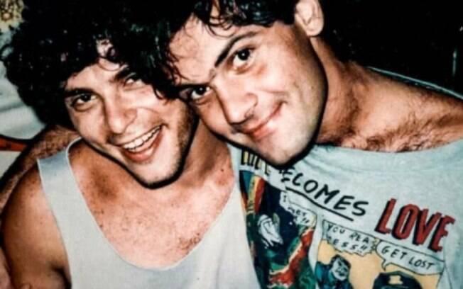 Frejat e Cazuza nos anos 90