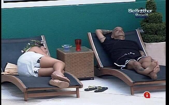 João Carvalho teme a formação do Paredão deste domingo (04)