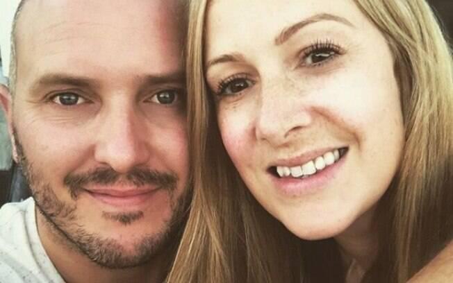 Marido da apresentadora da BBC deu a notícia nas redes sociais