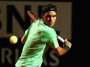 Federer vai reencontrar Nadal na final de Roma