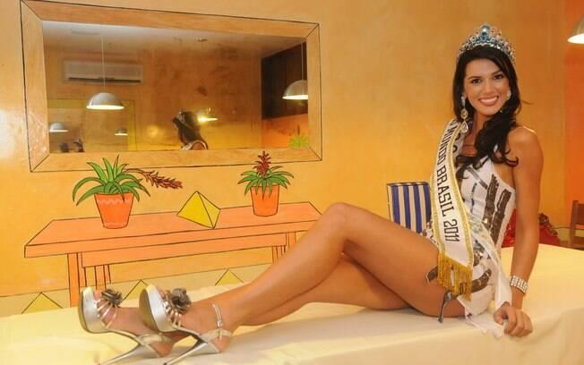 Juceila Bueno, Miss Mundo Brasil 2011
