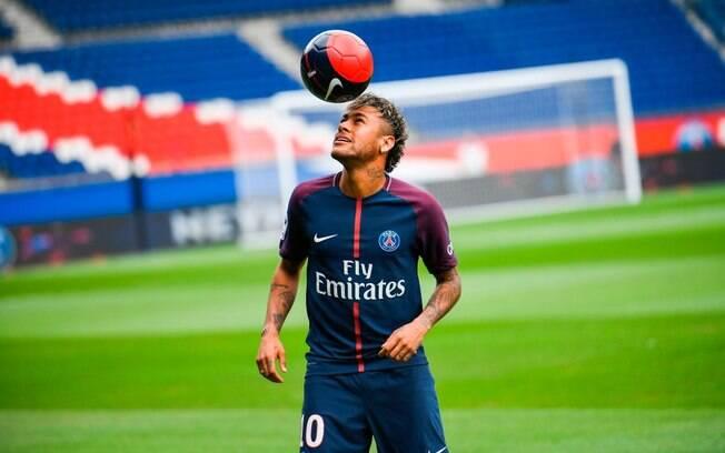Neymar pode estrear pelo PSG ainda neste final de semana
