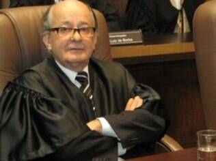 Newton Trisotto, ministro do STJ