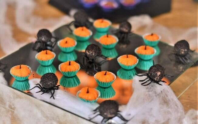 Para quem deseja uma releitura criativa de um doce tradicional, vale a pena preparar um brigadeiro de abóbora