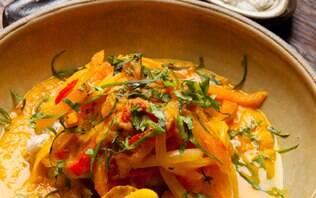 Moqueca de legumes