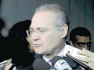 """Renan disse que não concorda com CPI, mas, diante das assinaturas, """"não há o que fazer"""""""