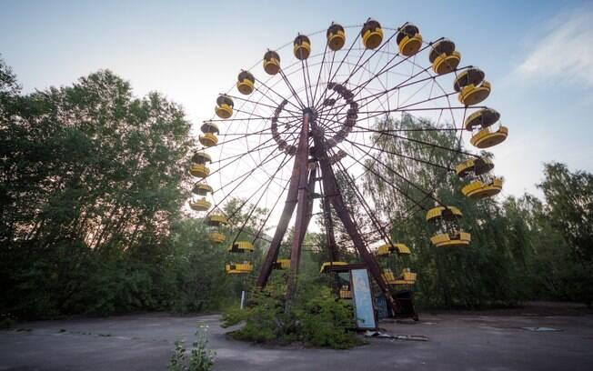 Visitar Chernobyl não é mais um sonho distante - mas requer que você cumpra uma série de regras bastante rigorosas