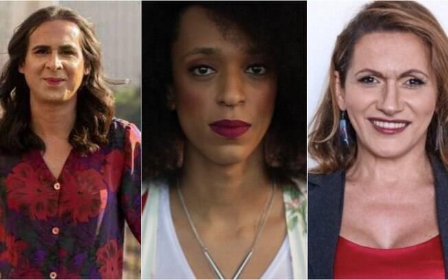 Duda Salabert, Erika Hilton e Linda Brasil foram algumas das vereadoras trans eleitas a vereadoras no País