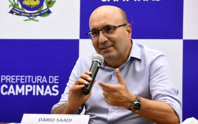 Prefeito eleito, Drio Saadi, anuncia mais trs secretrios