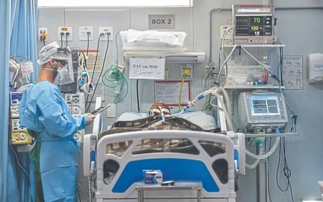 A contagem de casos é realizada pelas Secretarias Estaduais de Saúde