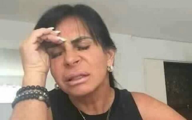 Gretchen se tornou a Rainha da Internet no Brasil por conta de seus milhares de memes