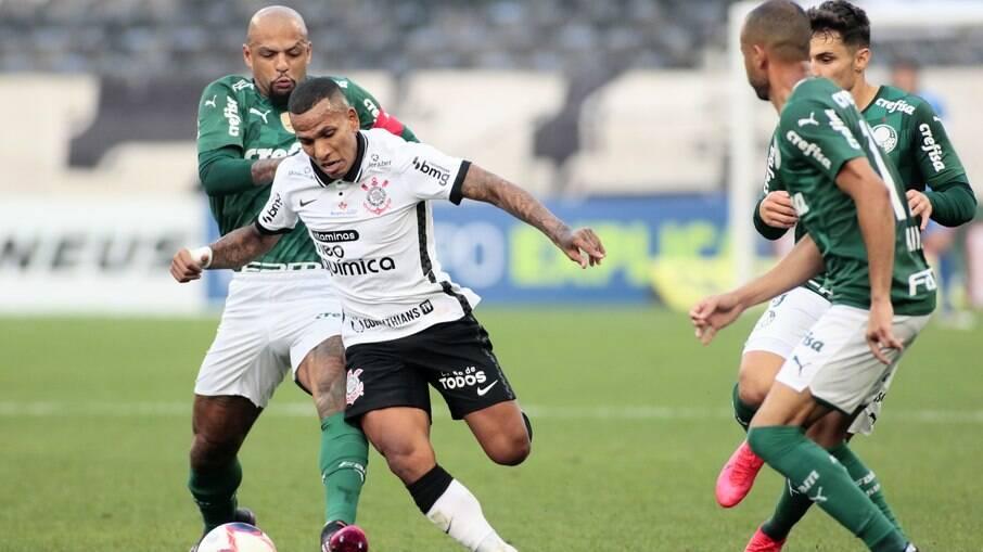 Eliminação para o Palmeiras na semifinal do Paulistão culminou na demissão do técnico Vagner Mancini do comando