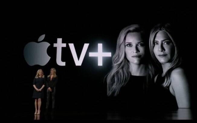 Reese Witherspoon e Jennifer Aniston anunciaram a série dramática