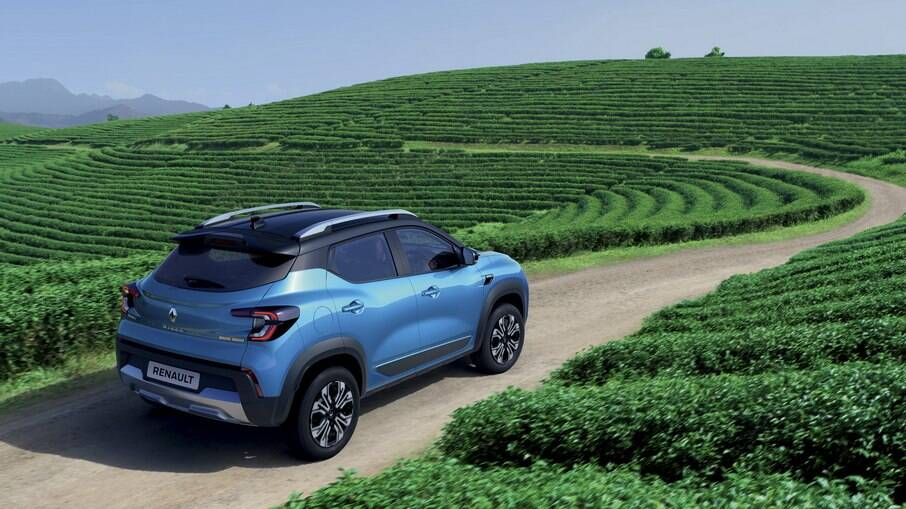 Magnite será produzido no Paraná ao lado do Renault Kiger, que terá a mesma mecânica