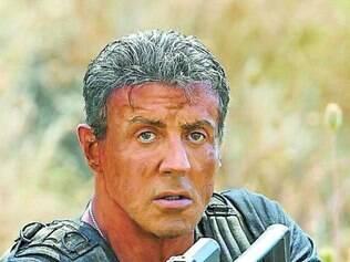 O Chefe. Produtor, roteirista e astro da série, Stallone deixou a direção do terceiro capítulo para Patrick Hughes