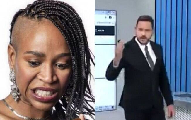 RJTV faz tutorial de como eliminar Karol Conká