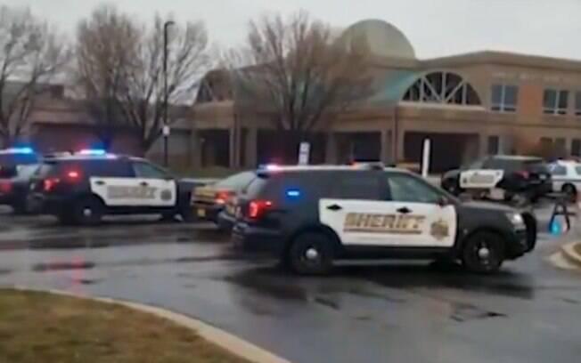 Tiroteio em escola de Maryland deixa feridos  nos Estados Unidos; não se sabe ainda as circunstâncias do crime