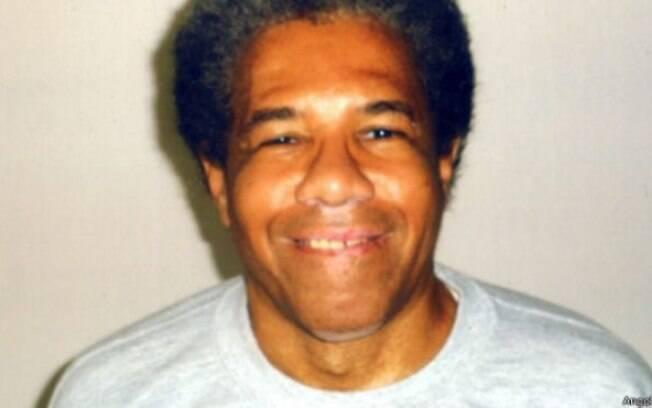 Albert Woodfox era um dos três presos mantidos na solitária da prisão de segurança máxima
