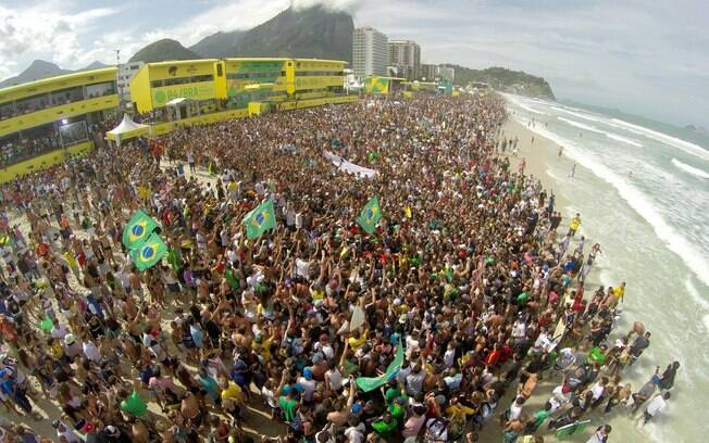 Oi Rio Pro de 2019 será o 30º evento da WSL no Brasil