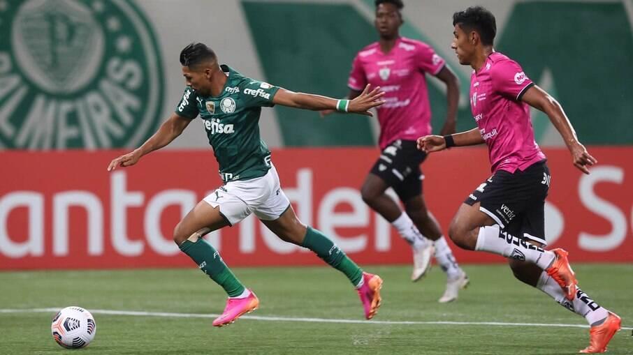 Palmeiras visita o Independiente del Valle pela Libertadores