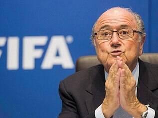 Joseph Blatter, presidente da Fifa, já fez reunião sobre o assunto