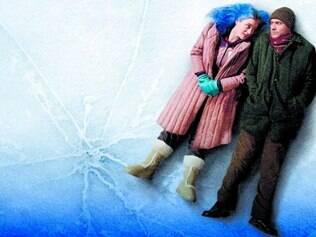 Icônico. Kate Winslet e Jim Carrey interpretaram o casal que representou toda uma geração, no filme vencedor do Oscar de melhor roteiro original