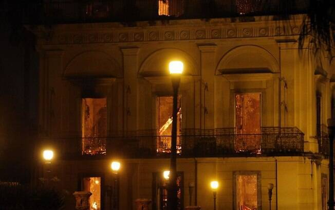 Prédio do Museu Nacional do Rio de Janeiro não recebia a manutenção devida há décadas