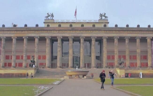 'Museumsinsel' é uma ilha com cinco museus no centro de Berlim