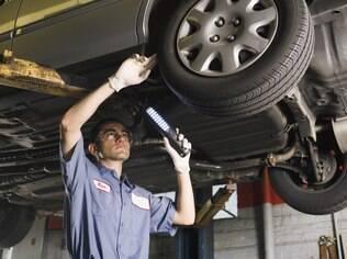 A indústria automobilística produziu 204,8 mil veículos em janeiro