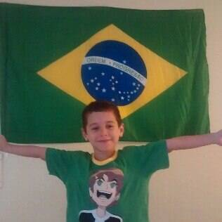 Enzo teve dificuldade para aceitar que o Brasil tinha sido eliminado na Copa do Mundo