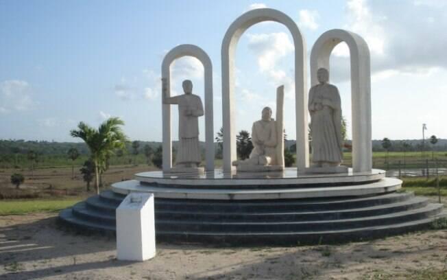 Monumento aos Mártires em São Gonçalo do Amarante