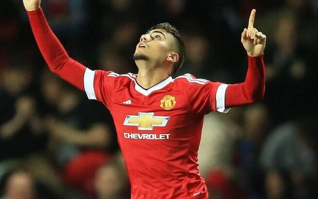 Andreas Pereira - Manchester United